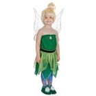 Карнавальный костюм «Фея Динь-Динь», рост 122 см