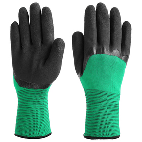 Перчатки рыболовные, резиновые 20х8 см Ош