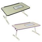 Охлаждающая подставка для ноутбука с упором, фиолетовая