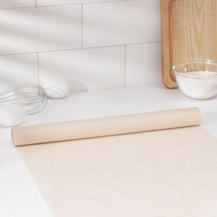 Baking paper, 38 cm x 8 m in shrink