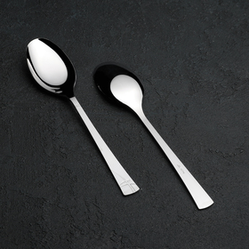 Ложка столовая 19,4 см 'Сакура', толщина 2 мм Ош