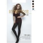 Колготки женские INNAMORE Cotton 150 цвет чёрный (nero), р-р 4
