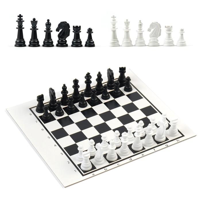 """Настольная игра 3 в 1 """"Надо думать"""": шашки, шахматы"""