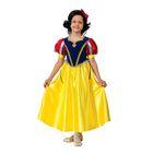 Детский карнавальный костюм «Белоснежка», текстиль, размер 36, рост 140 см