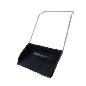 Движок пластиковый, размер ковша 48 х 72 см, металлическая планка Ош
