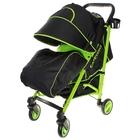 Прогулочная коляска Sonata, цвет зеленый