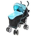 Прогулочная коляска Spacer, цвет голубой