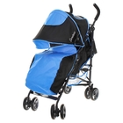 Прогулочная коляска Luvio, цвет синий