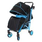 Прогулочная коляска Sonata, цвет синий