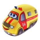 Мягкая игрушка «Аварийная машина»