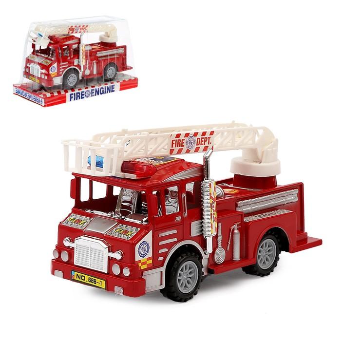Машина инерционная «Пожарная охрана»