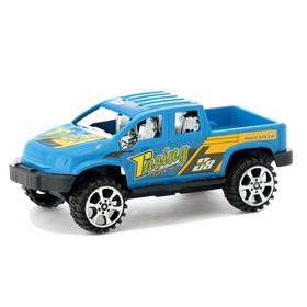 Машина инерционная «Джип-пикап», цвета МИКС