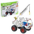 "Constructor metal ""crane truck"", 243 details"