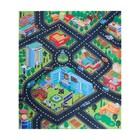 Игровой набор «Городская полиция», игровое поле (р-р 68 х 78 см) + 3 машины - фото 106534530