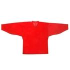 Майка хоккейная тренировочная 706 (р.44)   красная