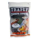 """Прикормка зимняя """"Traper"""" увлажнённая, Рыбный микс, вес 750 г"""