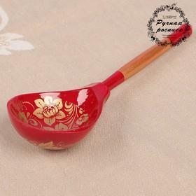 "Spoon polubotka ""Golden Kudrin"", 19×6 cm, mix"