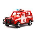 Машина инерционная «Пожарная охрана» - фото 105656620