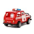Машина инерционная «Пожарная охрана» - фото 105656623