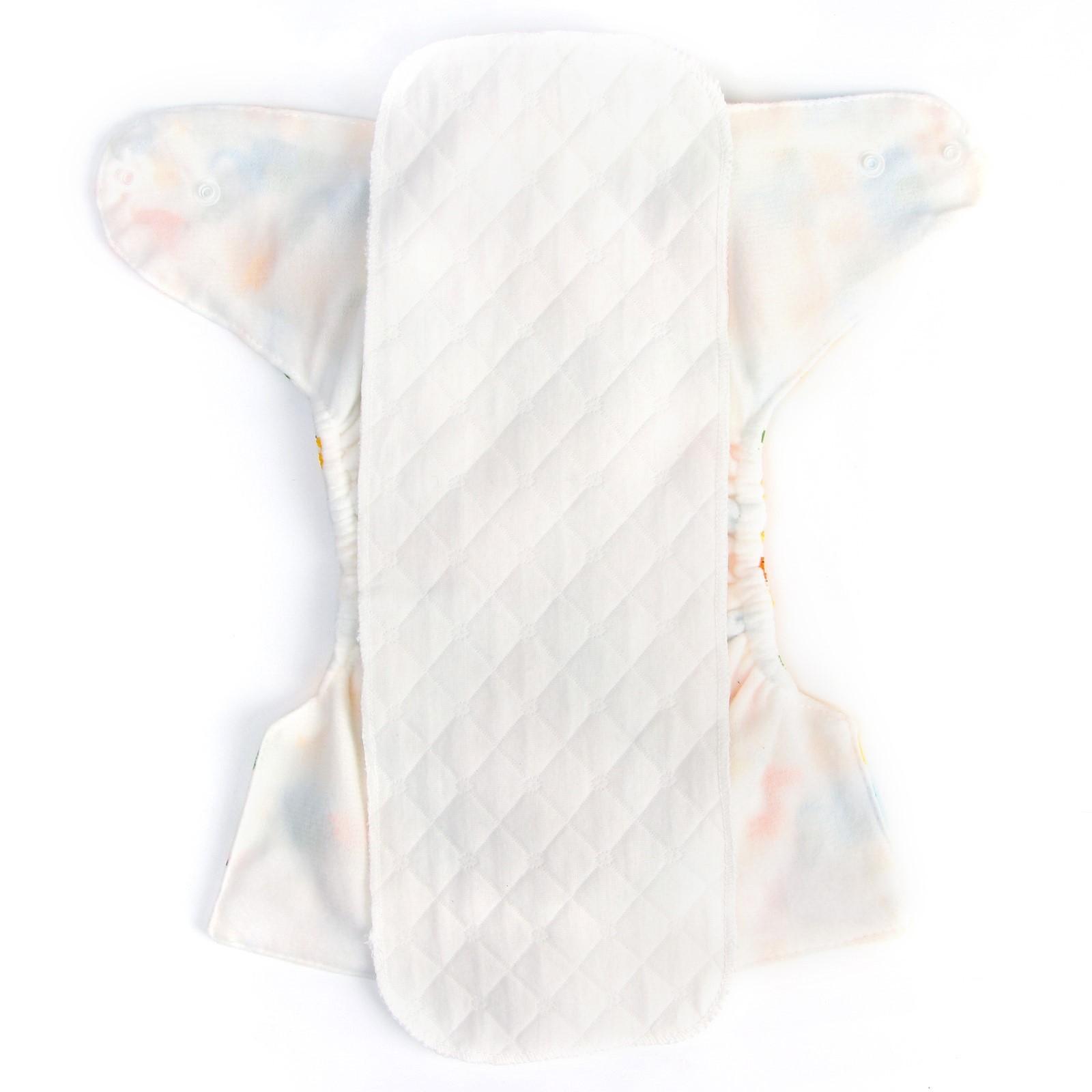 Вкладыш в многоразовый подгузник, двуслойный (521584) - Купить по ... 1cedcf1a1e9