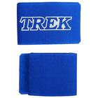 Зажим-липучка для лыж TREK, цвет темно-синий