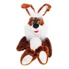 Мягкая игрушка «Шоколадный заяц»