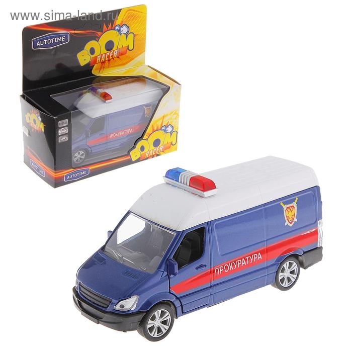 "Модель машины прокуратура ""Germany panel van"", масштаб 1:36"