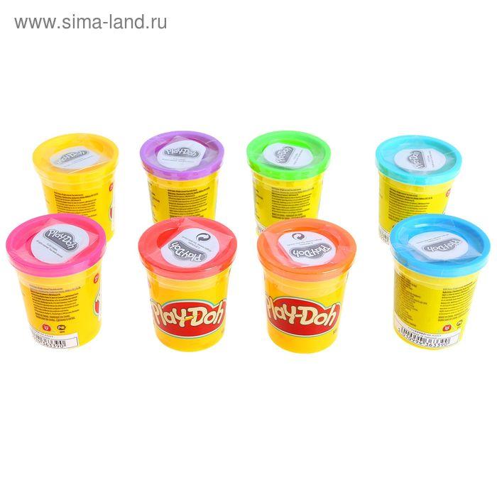 Пластилин Play Doh, 1 баночка 130 г, цвета МИКС