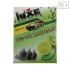 Презервативы «Luxe» Золотой кадиллак, Лимон, 3 шт