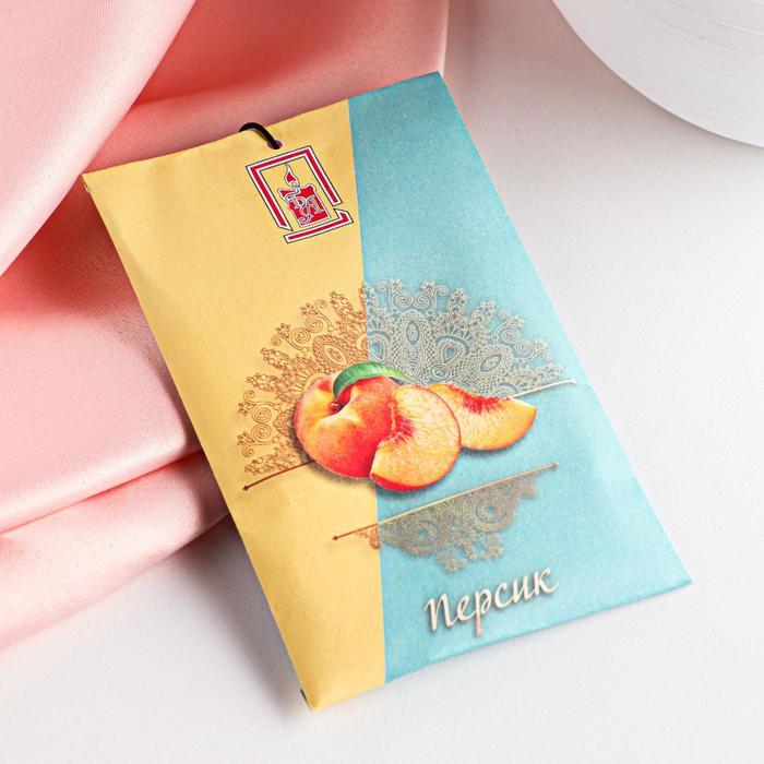 Арома-саше, аромат персик 10 гр