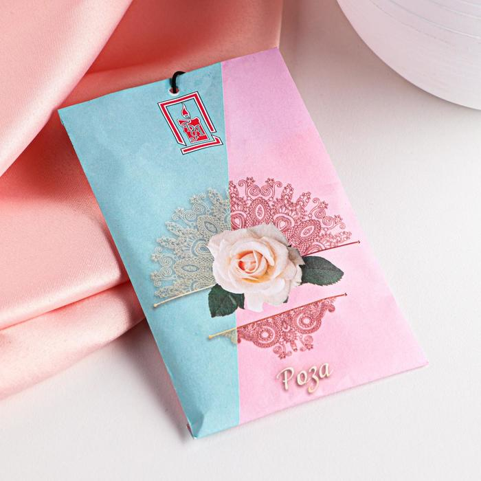 Аромасаше конверт Queen Fair 10 гр Роза