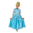 Детский карнавальный костюм «Принцесса Золушка», размер 34, рост 134 см