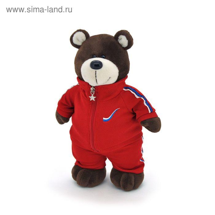 Мягкая игрушка «Медведь-спортсмен»