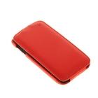 Чехол Flip-case Samsung i9500-Galaxy S4, красный