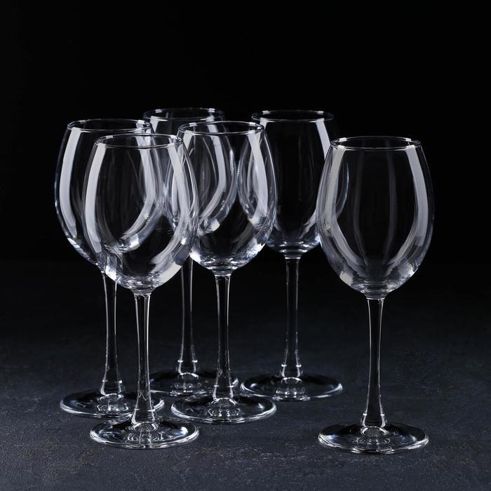 Набор фужеров для красного вина 440 мл Enoteca, 6 шт