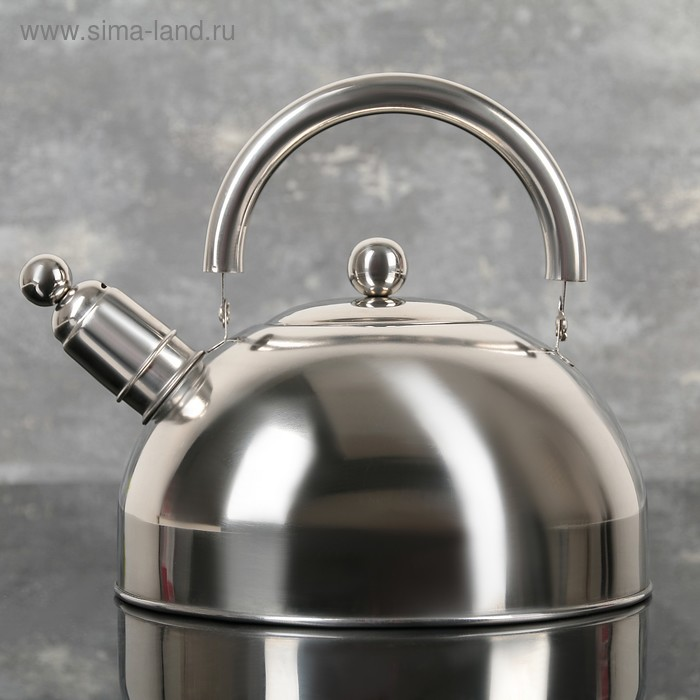 """The whistling kettle """"Classic"""", max. capacity of 2.3 l"""