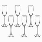 Набор фужеров для шампанского 175 мл Enoteca, 6 шт