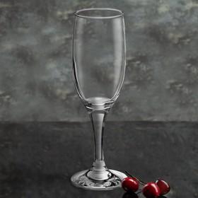 Фужер для шампанского Paşabahçe Bistro, 190 мл