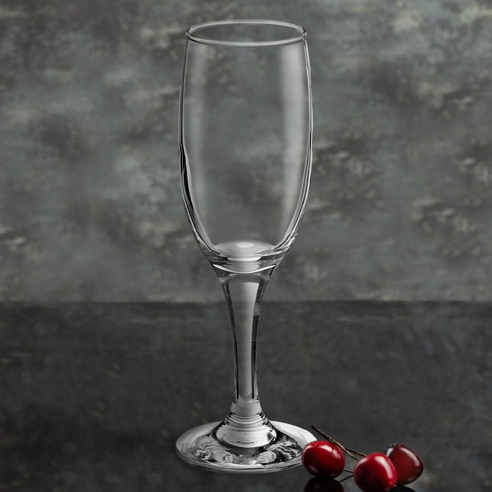 """Фужер для шампанского 190 мл """"Бистро"""""""