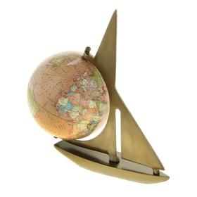 Глобус сувенирный 'В лодке' Ош