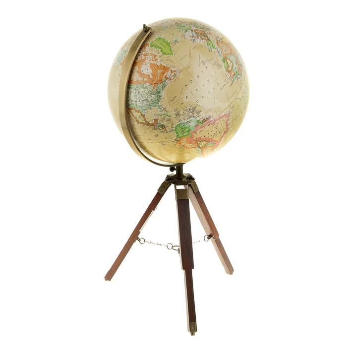 Глобус сувенирный на треноге