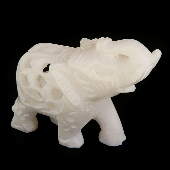 "Сувенир ""Белый слон"", резной"