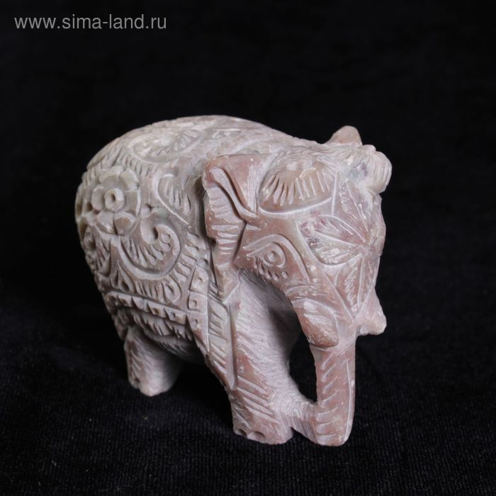 "Сувенир ""Слон"" из камня"