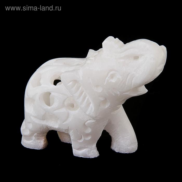 """Сувенир """"Слон"""", резной"""