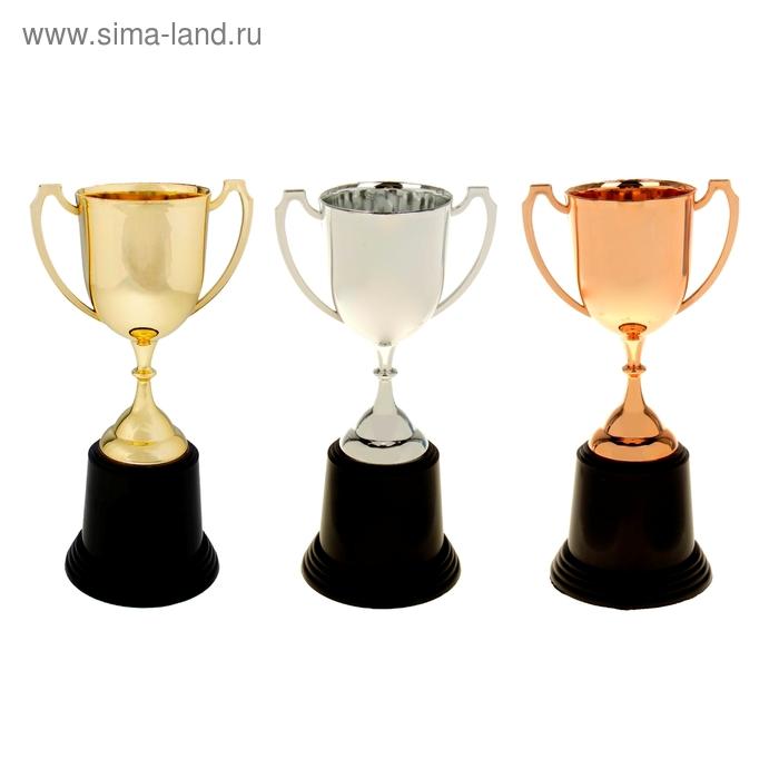 Кубок спортивный 036С, цвет бронза