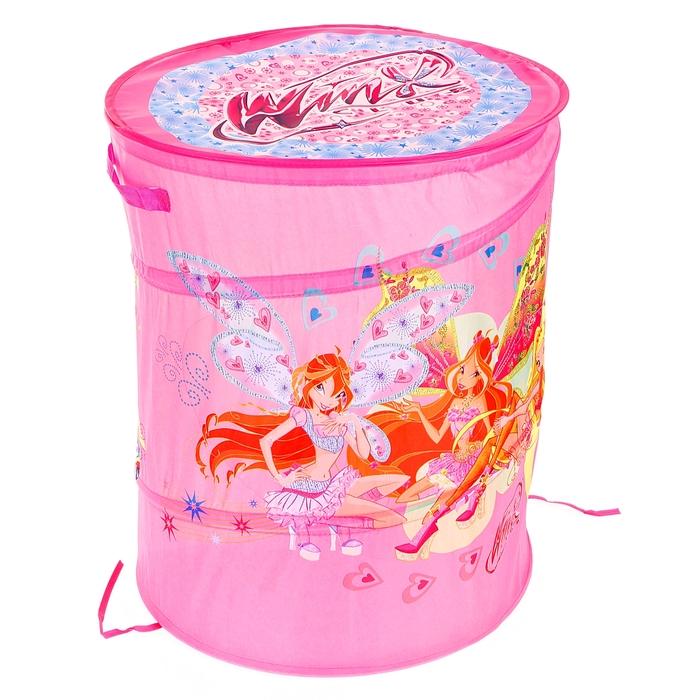Корзина для игрушек Winx