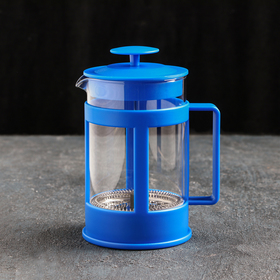 """The plunger 800 ml """"Classic"""", color blue"""