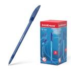 Ручка шариковая Erich Krause R-101, узел 1.0мм, чернила синие, длина линии письма 800м