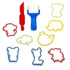 Набор пластиковых аксессуаров для лепки Artberry Animals, EK 35164