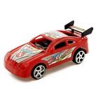 Машина инерционная «Супергонка», цвета МИКС - фото 106534767